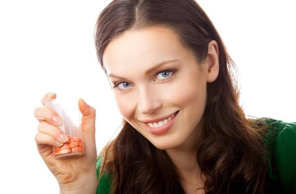 Витамины для волос ногтей и кожи