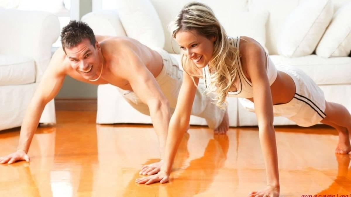 Зарядка для схуднення в домашніх умовах – відео. Як швидко схуднути в домашніх умовах