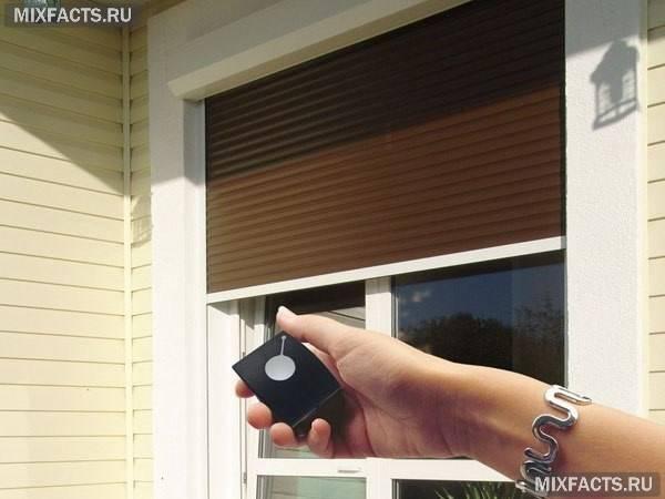 Автоматичні жалюзі з електроприводом – новинки в віконному дизайні