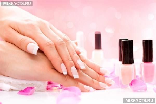 Біла смужка на нігтях: причини і лікування
