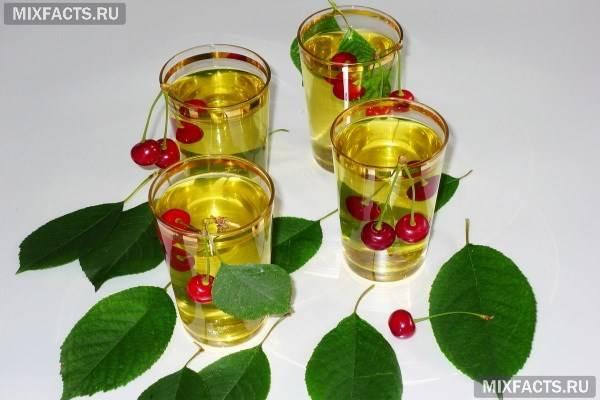 Чай з листя вишні: користь і шкода