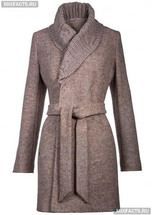 Демісезонне пальто для жінок після 50 років (фото)