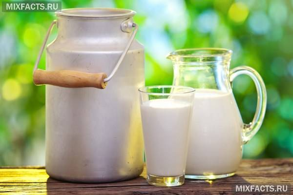 Для чого корисно козяче молоко?
