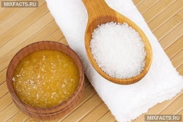 Домашній скраб для шкіри голови (рецепти)