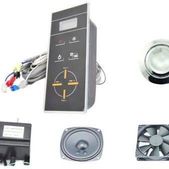 Душова панель з радіоприймачем: поради щодо вибору стійки з радіо і підсвічуванням для душової кабіни