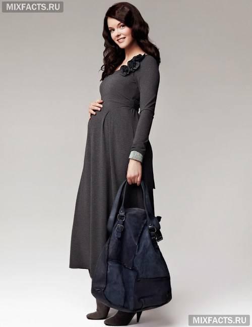 Фасони суконь для вагітних (фото)