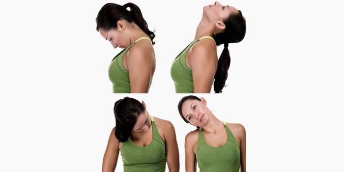 Гімнастика для обличчя від другого підборіддя