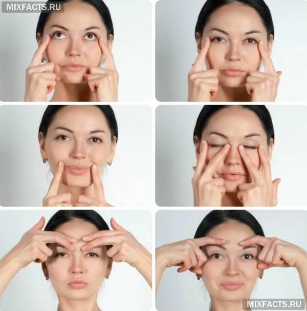 Гімнастика для обличчя від зморшок – вправи Анастасії Бурдюг і Керол Маджіо