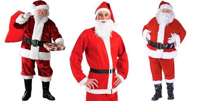 Карнавальні оригінальні костюми на Новий рік для дорослого