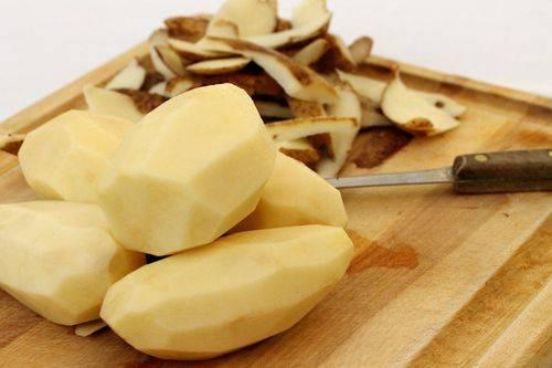 Картопля: корисні дієтичні рецепти. Дієтичні рецепти з картоплі. Стаття про користь картоплі. Кілька рецептів.