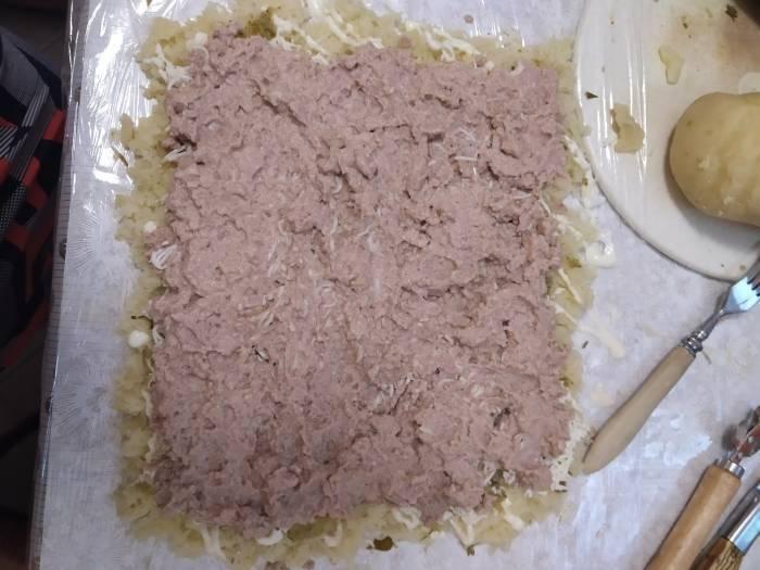 Класичний рецепт салату Мімоза