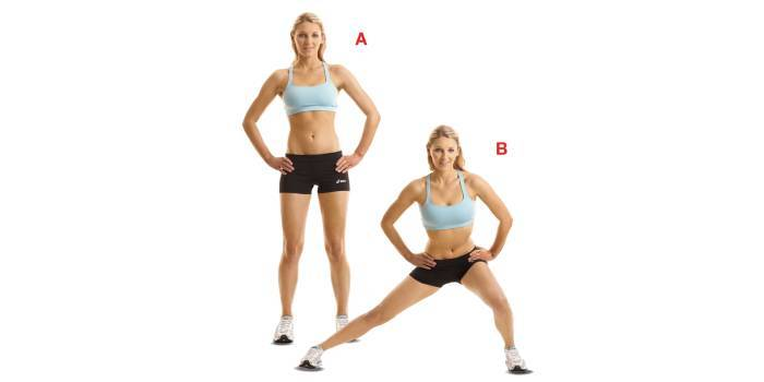 Комплекс ефективних тренувань для схуднення в ногах