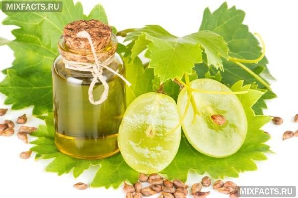 Косметичне масло виноградної кісточки для особи
