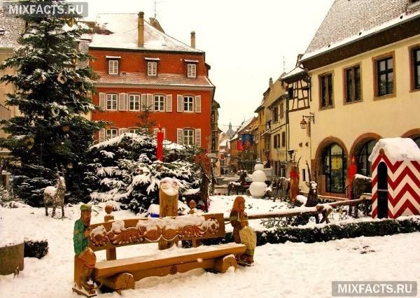 Куди поїхати на Різдво до Європи?