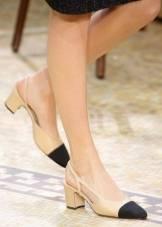 Літні шкіряні туфлі (22 фото): шкіряне взуття для літа