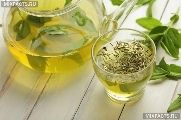 Маска із зеленого чаю для особи (рецепти)