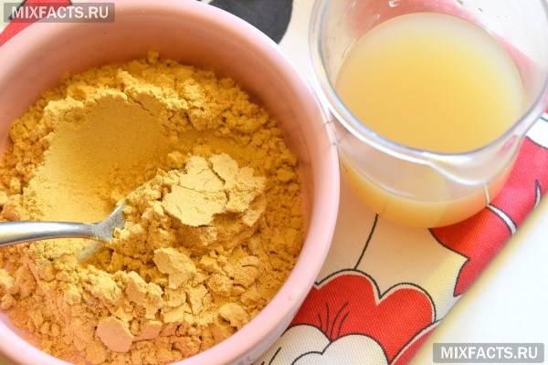 Медово-гірчичне обгортання для схуднення: ефективний рецепт для будинку