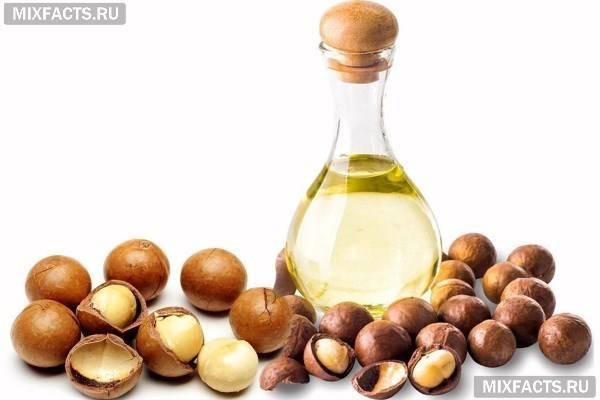 Олія макадамії – корисні властивості і застосування для волосся, обличчя, рук