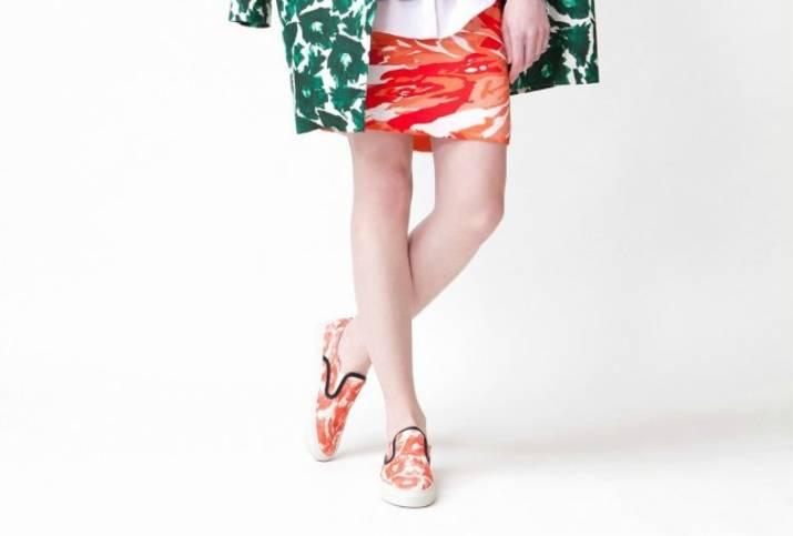 Парусинові туфлі (23 фото): що це таке і як носити жіночі моделі