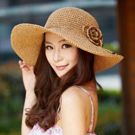 Плетені капелюхи (26 фото): моделі для літа та зими