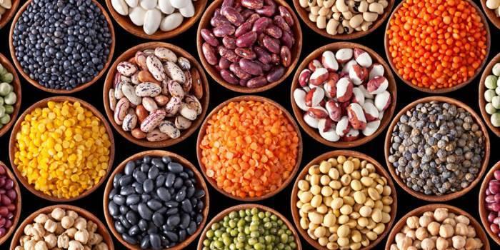 Продукти з високим вмістом білка для вегетаріанців