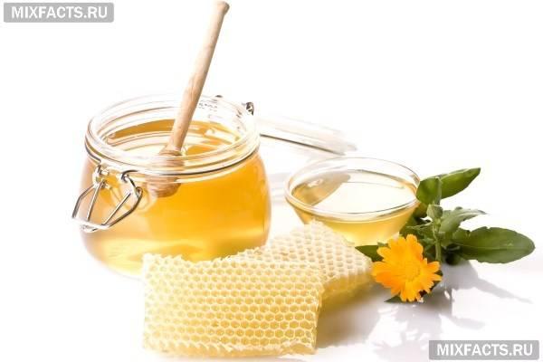 Рецепт медового обгортання для схуднення