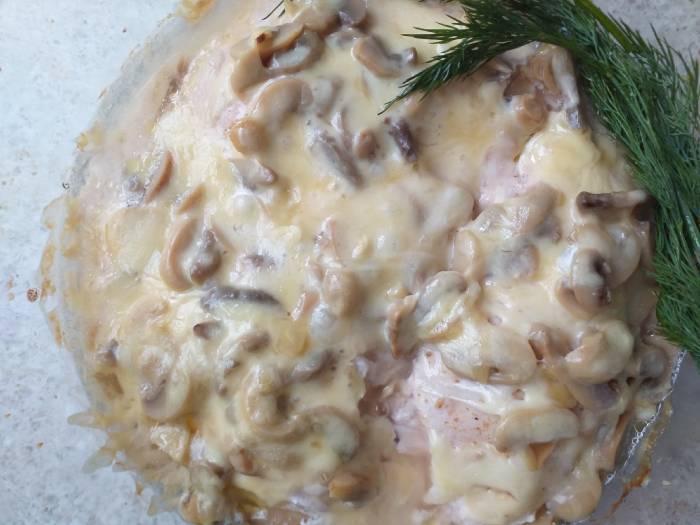 Рецепт смачних курячих грудок