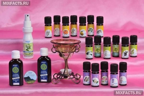 Рецепти парфумів з ефірних олій
