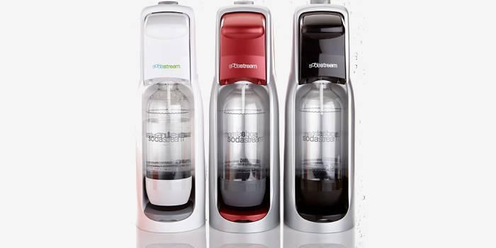 Рейтинг кращих сифонів для газування води
