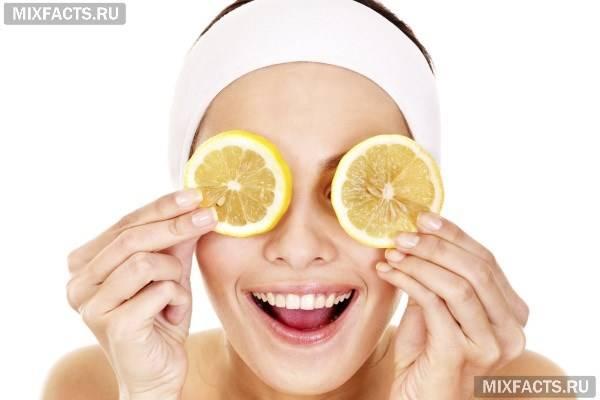 Сік лимона для шкіри: користь і рецепти