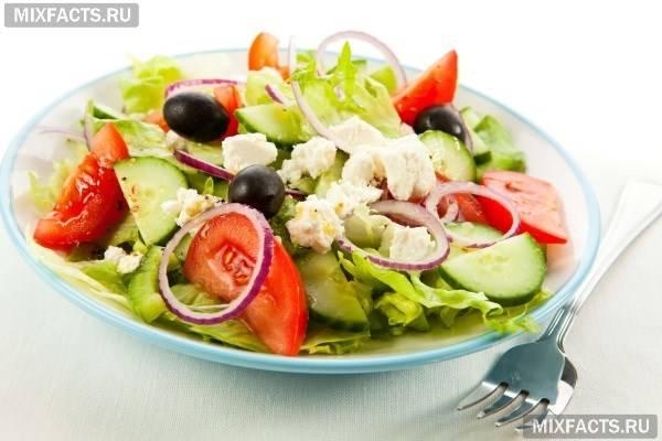 Самі низькокалорійні страви із зазначенням калорій