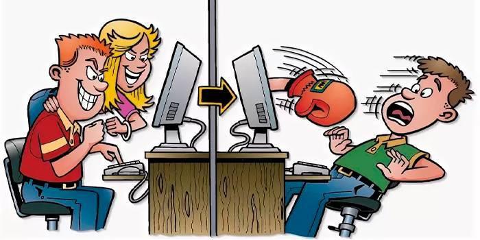 Що робити, якщо ви стали жертвою кибербуллинга