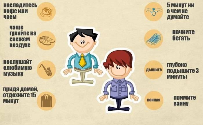 Слова і фрази для зняття напруги і стресу