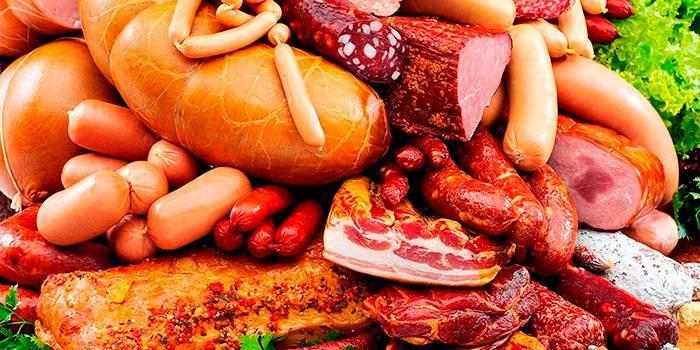 Список продуктів, що викликають печію