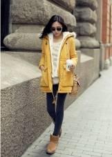 Спортивна парку (23 фото): модна жіноча куртка, стильні поєднання зі спортивними штанами