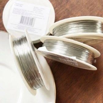 Срібна дріт: з 925 та іншої проби срібла, що значить для ювелірів, характеристика