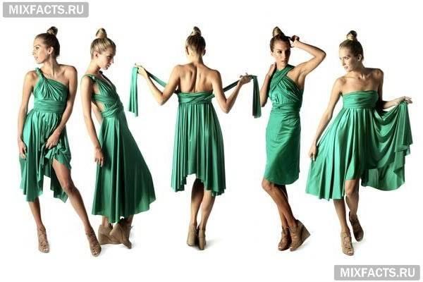 Сукня-трансформер: фото та відео