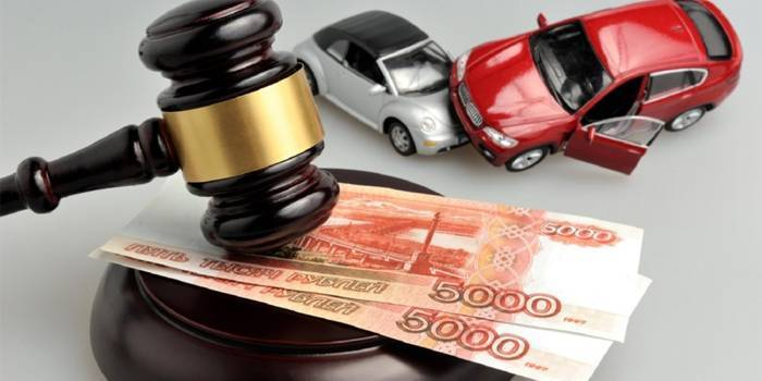 Сума і строк страхових виплат по ОСАГО при ДТП