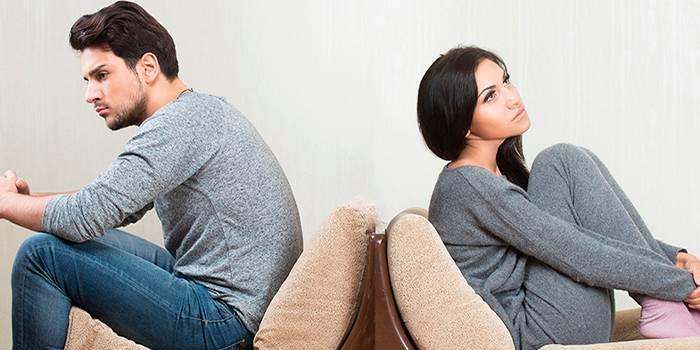 Види та ознаки емоційного пресингу в сім'ї