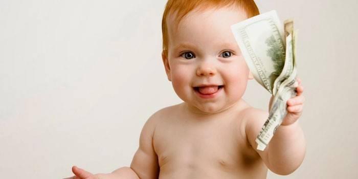 Виплати матерям-одиначкам у 2018 році: нарахування субсидії на дитину