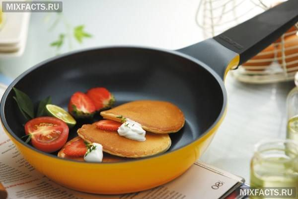 Як очистити чавунну сковороду від нагару?