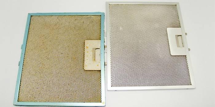Як почистити фільтр витяжки в домашніх умовах