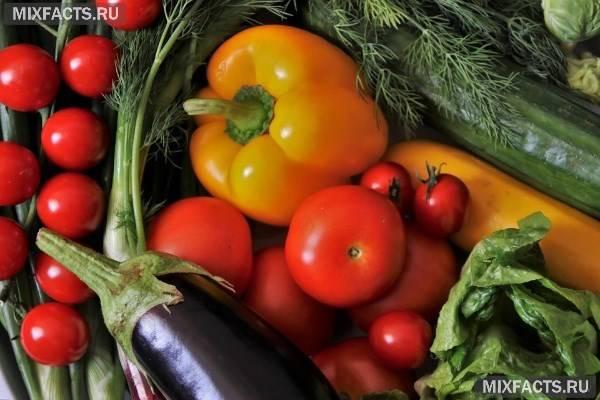 Як правильно готувати овочі?