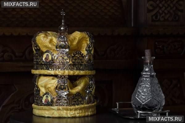 Як проводиться православний обряд вінчання?