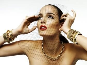 Якірний плетіння ланцюжка (59 фото): плетіння якір для золотого ланцюжка, подвійна модель з білого золота на шиї
