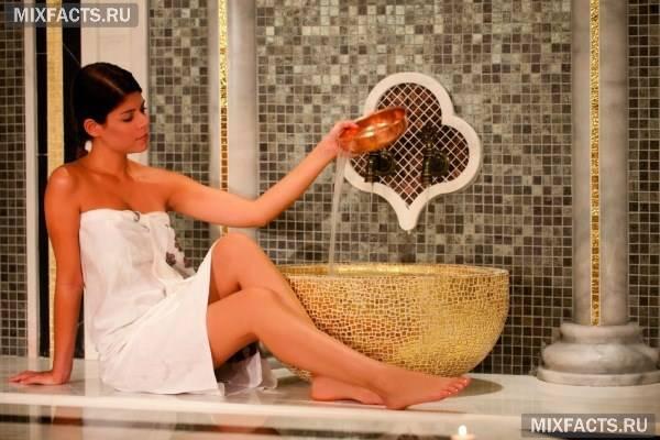 Як схуднути в лазні з допомогою меду і солі?