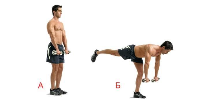 Як схуднути в животі і стегнах з допомогою вправ
