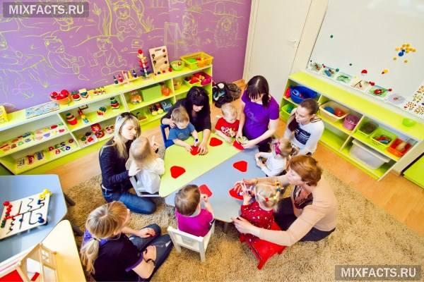 Як відкрити дитячий розвиваючий центр – бізнес-план та ідеї