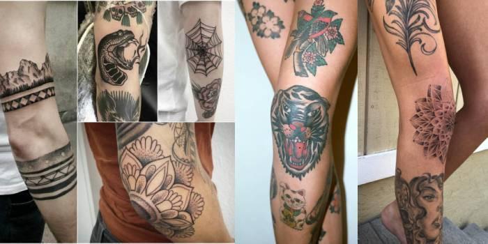 Як вибрати місце для татуювання
