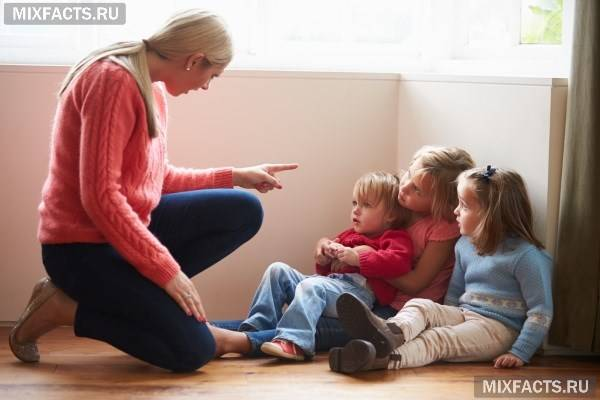 Як впоратися з агресією на дитину?